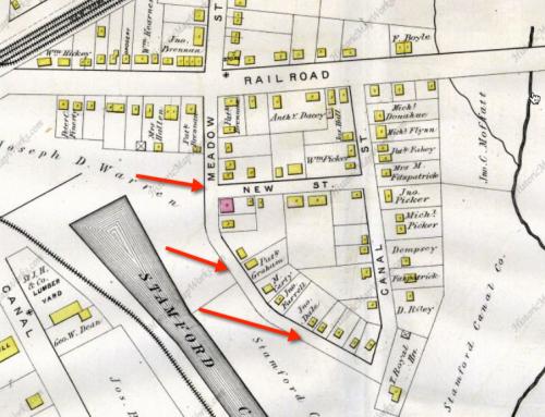 1874-12-18: Meadow Street Barn Fire