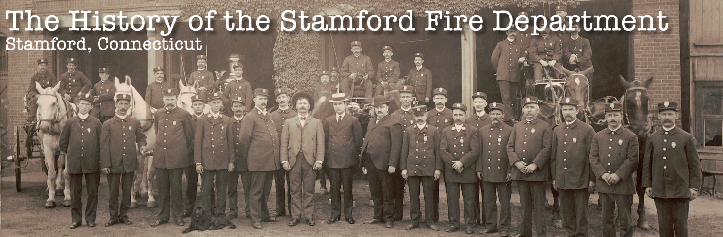 The History of the Stamford Fire Department