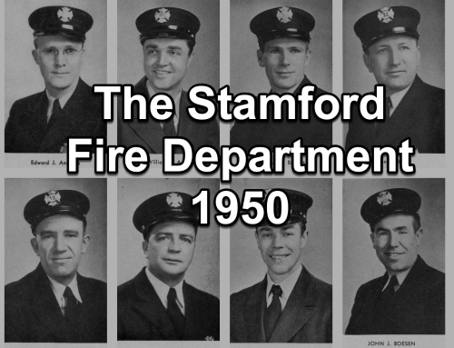 1950: The Members of the Stamford Fire Department in Pictures