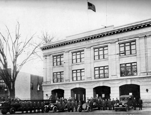 1924: The Stamford Fire Department Apparatus & Personnel in Pictures