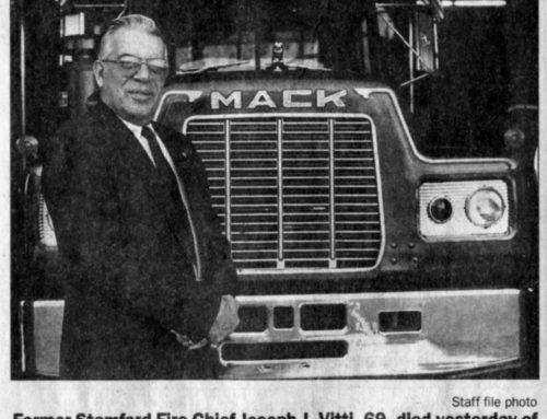 2005-06-03:  Fire Chief Joe Vitti Dies at Age 69