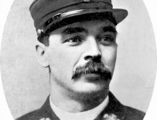 1887-1903: Fire Chief George Bowman