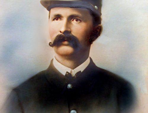 1905:  Firefighter David Regan