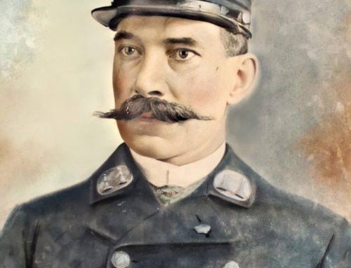 1900-04-04:  Captain Zophar Horton, Run Over By Horse-Drawn Truck… Stamford's Second Line of Duty Death